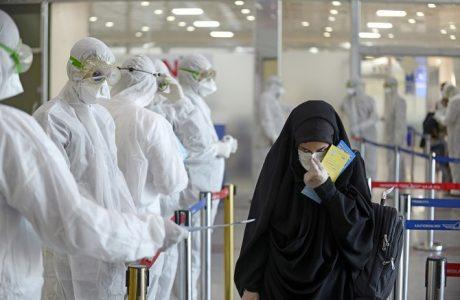 IRAQ-VIRUS-HEALTH