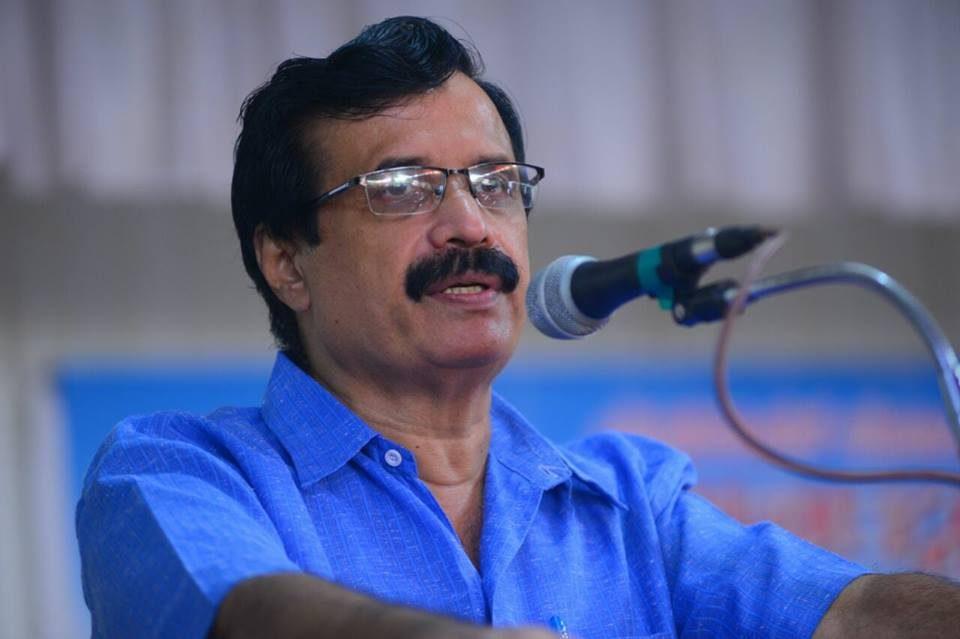 prof c raveendranath