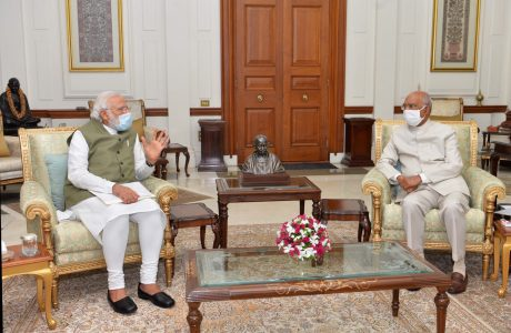 rashtrapathi and prime minister