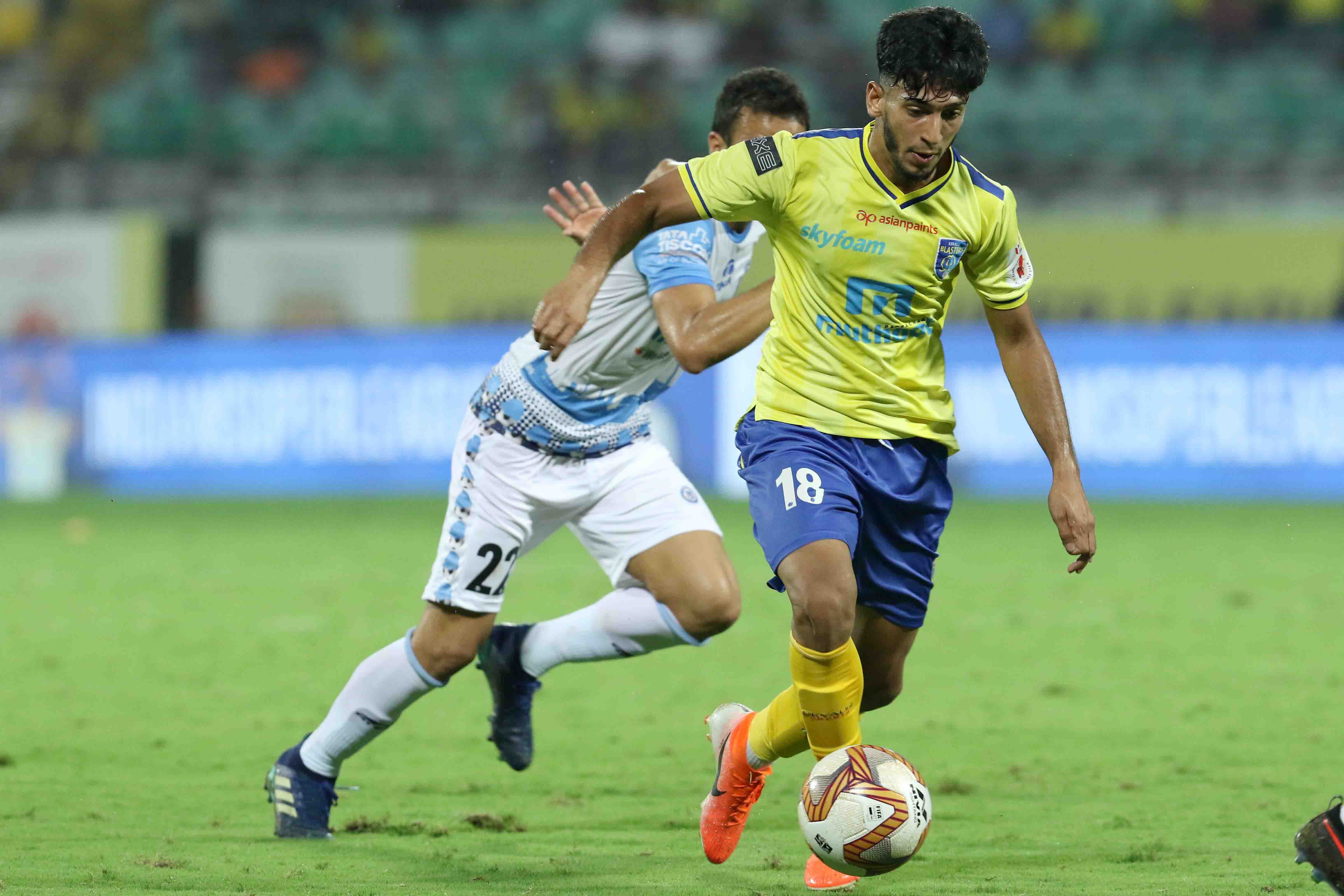 Hero ISL 2019-20 M37 – Kerala Blasters FCv Jamshedpur FC