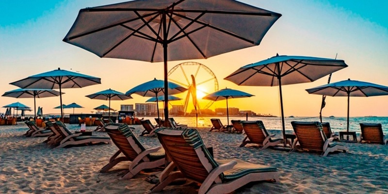 sharjah UAE Beach