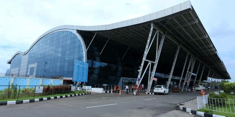 tvm airport