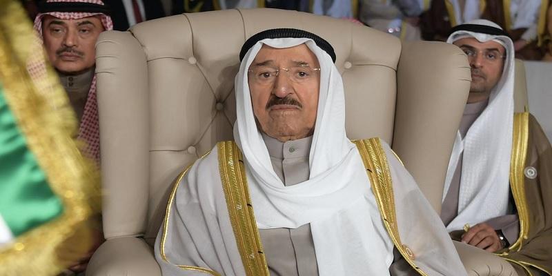 kuwait ruler