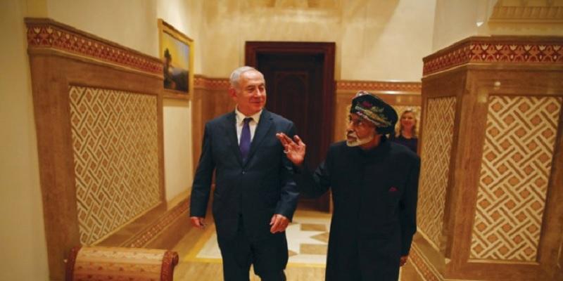 oman israel