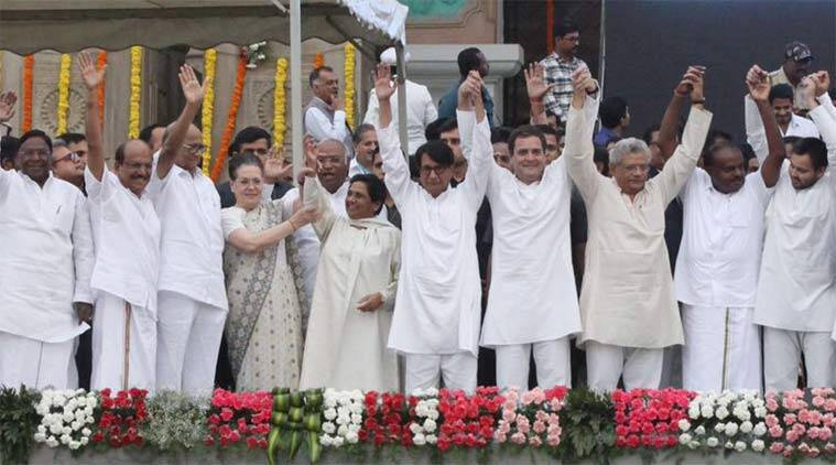 opposition party india