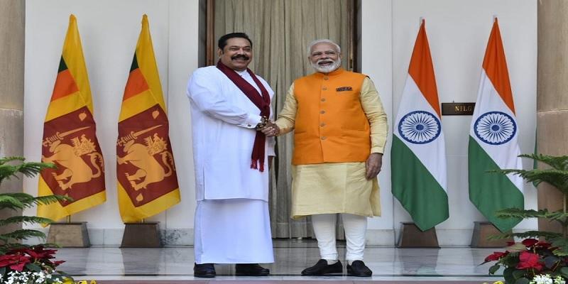 pm india and sreelanka