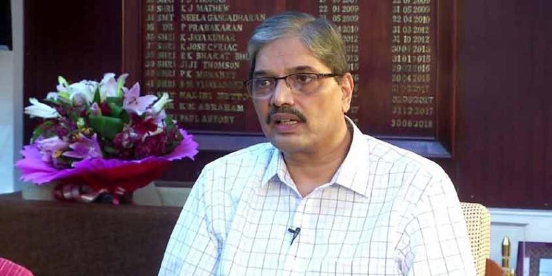 Chief secretary kerala