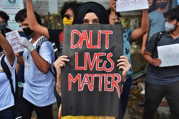 Hathras Protest in Mumbai (10)
