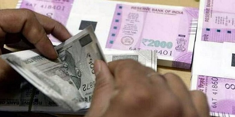 salary cash