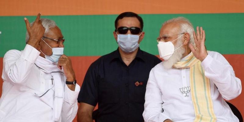 Modi – Nithish
