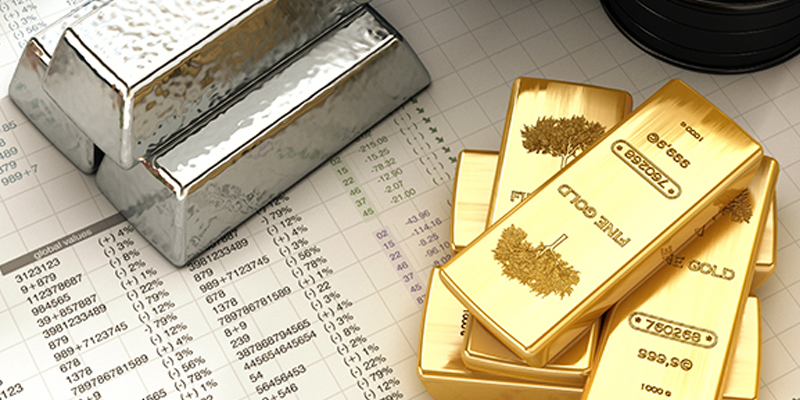 gold commodity watch