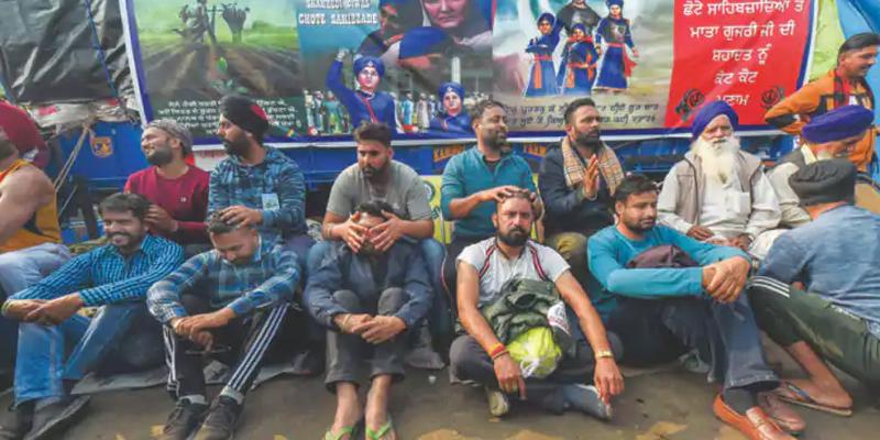 head massage farmers