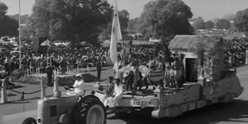 1952 republic day