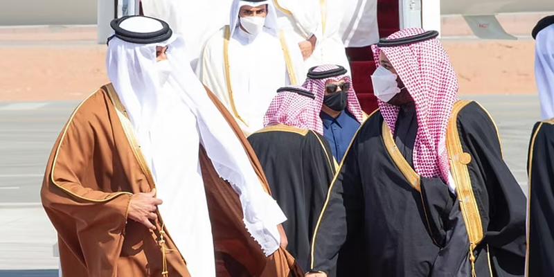 quatar-saudi