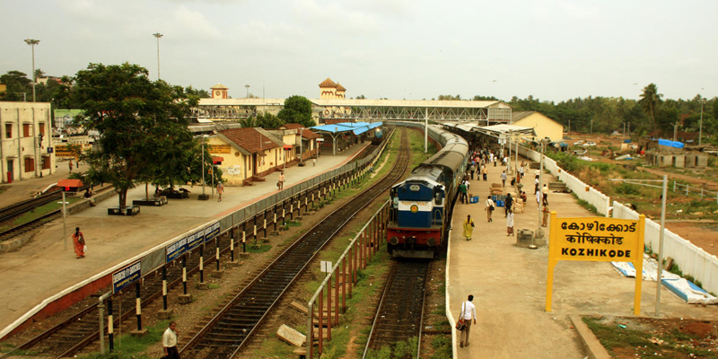 calicut railway station