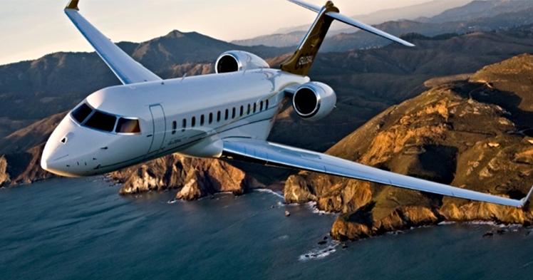 Chartered flight to UAE