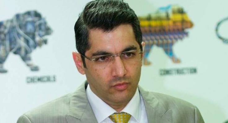 Aman Puri India's consul general in Dubai