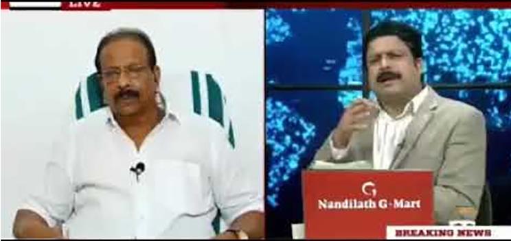 k sudhakaran and nikeshkumar