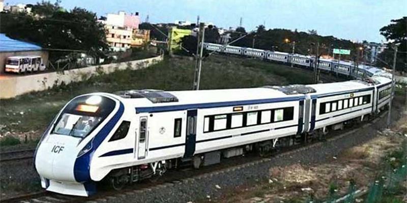 semi high speed rail project