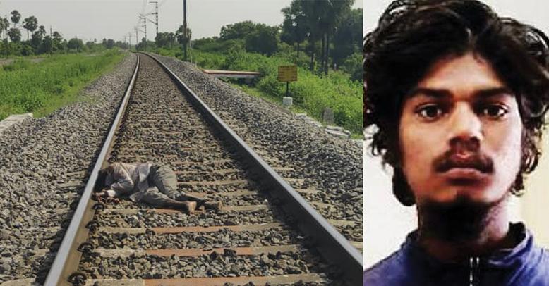 Hyderabad child rape and murder accused Raju found dead on railway tracks