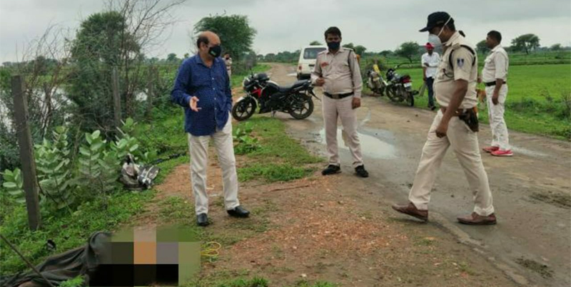 couple kidnapped from delhi murdered in mp bodise dumped in differetn states